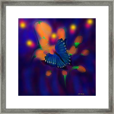 Metamorphosis Framed Print by Latha Gokuldas Panicker