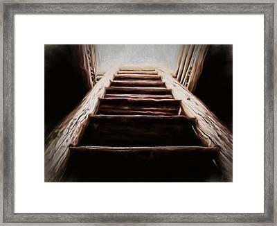 Metaphor Framed Print by Jim Buchanan