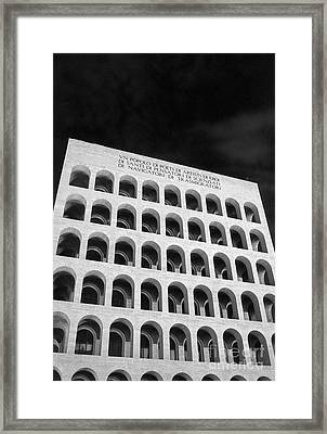 Metaphysical Arches II Framed Print