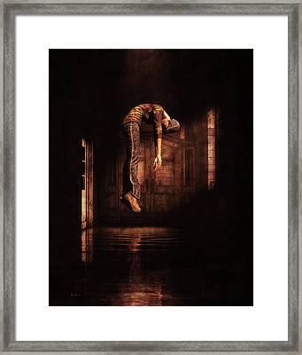 Metaphysical Dilemma Framed Print