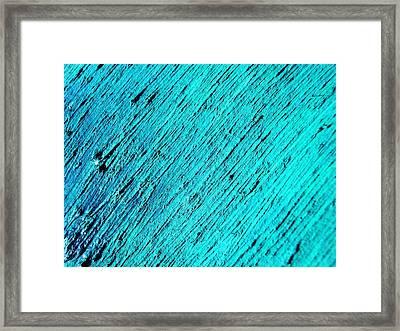 Meteor Shower Framed Print by Sumit Mehndiratta