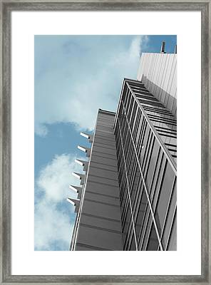 Metro Framed Print by Don Prioleau