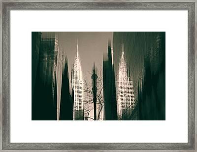 Metropolis IIl Framed Print by Jessica Jenney