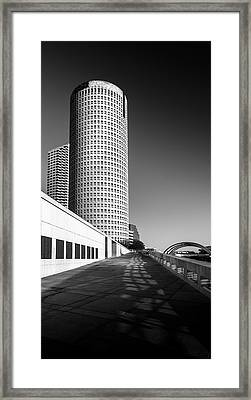 Metropolis Framed Print by Marvin Spates