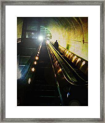 Metropolis One Framed Print