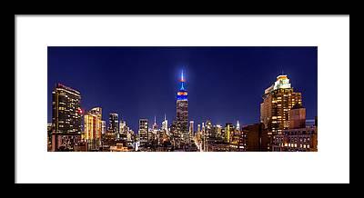New York Mets Framed Prints