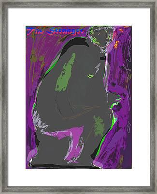Meursault Framed Print by Noredin Morgan