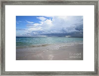 Mexican Coast Framed Print