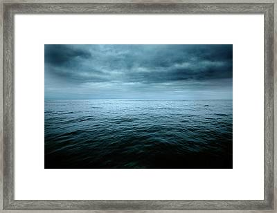 Framed Print featuring the photograph Mexico by Lucian Capellaro