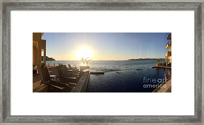 Framed Print featuring the photograph Mexico Memories 6 by Victor K