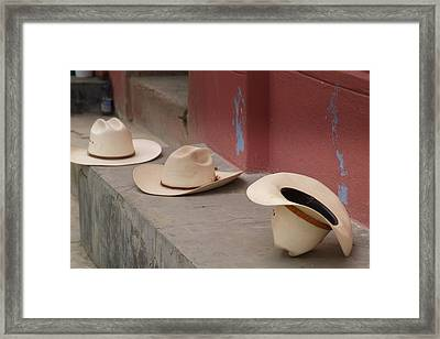 Mexico..reverence For The Lord. Framed Print by Al  Swasey