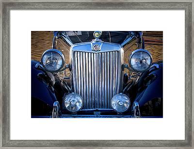 Mg Cars 003 Framed Print