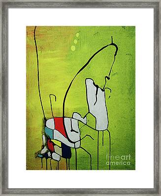 Mi Caballo Framed Print