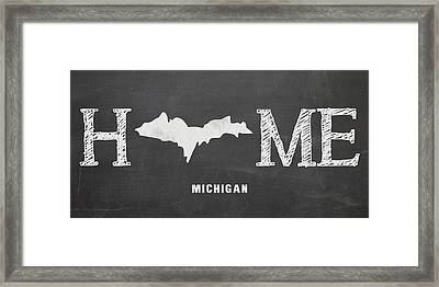 Mi Home Framed Print