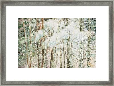 Mi-saison  Framed Print