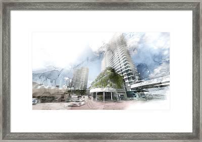 Miami 25 Framed Print by Jani Heinonen