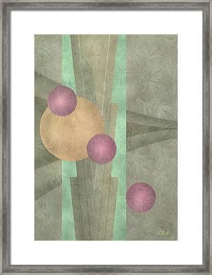Miami Deco Framed Print by Gordon Beck
