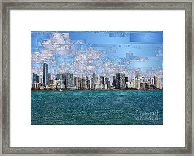 Miami, Florida Framed Print