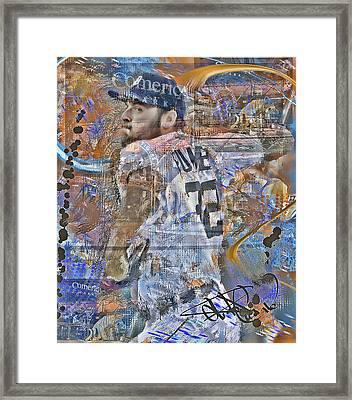 Michael Fulmer Framed Print