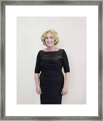 Michelle Mugirdechian Framed Print