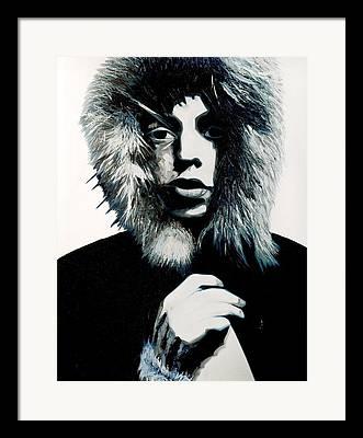 Rolling Stone Framed Prints