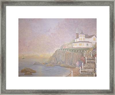 Mid-summer Dream Framed Print by Patti Lennox
