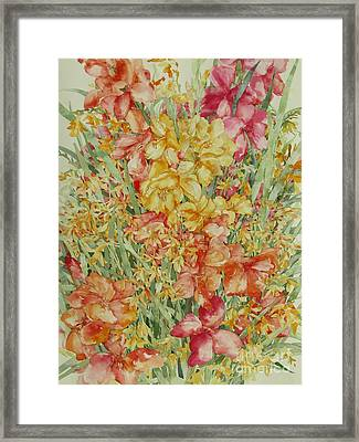 Summer Day Framed Print