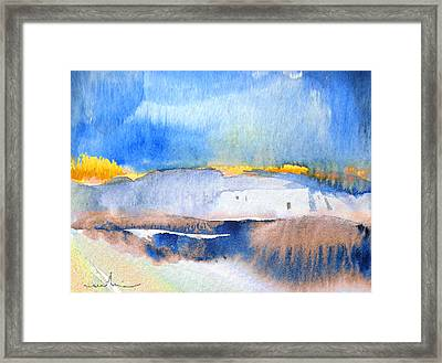 Midday 02 Framed Print by Miki De Goodaboom