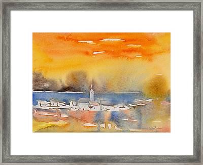 Midday 04 Framed Print by Miki De Goodaboom