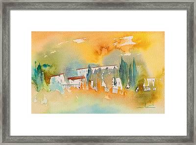 Midday 07 Framed Print by Miki De Goodaboom