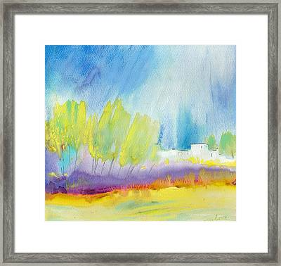 Midday 08 Framed Print by Miki De Goodaboom