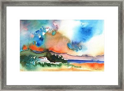 Midday 39 Framed Print by Miki De Goodaboom