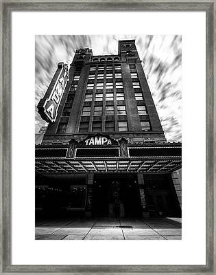 Midday Matinee Framed Print