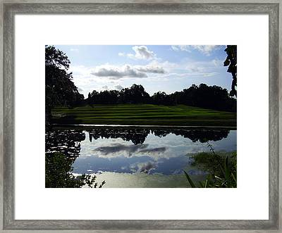 Middleton Place II Framed Print