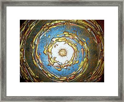 Midnight Dream Framed Print by Daniel Lafferty