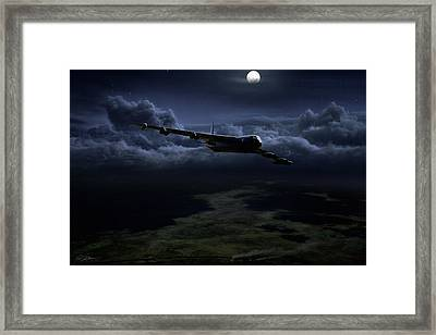 Midnight Express Framed Print by Peter Chilelli