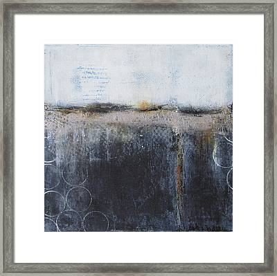 Midnight Glow Framed Print