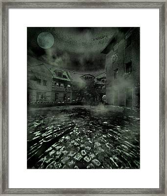 Midnight Ramblings Framed Print by Mimulux patricia no No