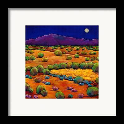 Desert Southwest Framed Prints