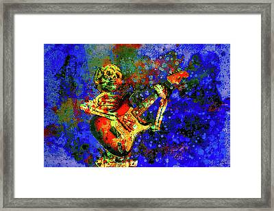Midnight Serenade Framed Print by Jeff Gettis