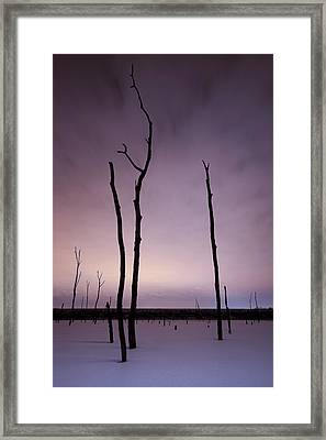 Midnight Souls Framed Print by Ryan Heffron