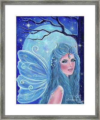 Midsummer Nights Dream Framed Print