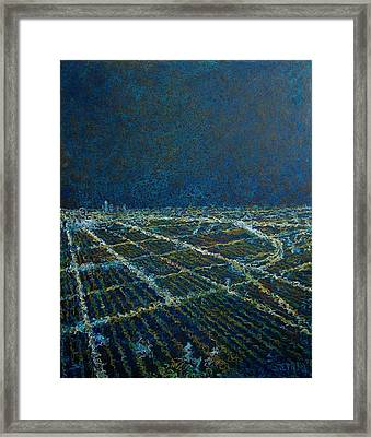 Midway Landing  No. 2 Framed Print by Jacob Stempky