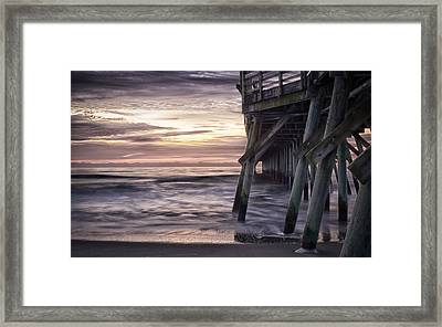 Midwinter Framed Print