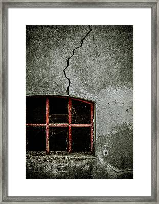 Framed Print featuring the photograph Migraine by Odd Jeppesen