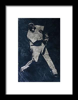 Miguel Cabrera Framed Prints