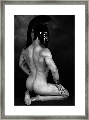 Mike 2 Framed Print by Mark Ashkenazi