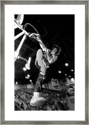 Mike Dominguez Framed Print
