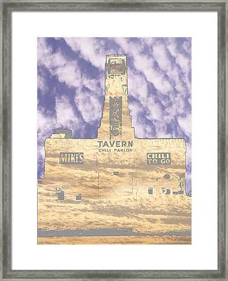 Mikes Framed Print by Tim Allen