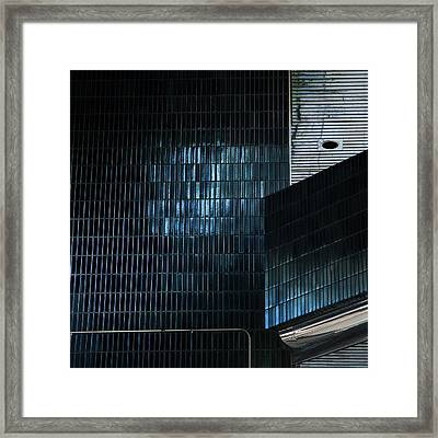 Miksang 1 Framed Print by Theresa Tahara